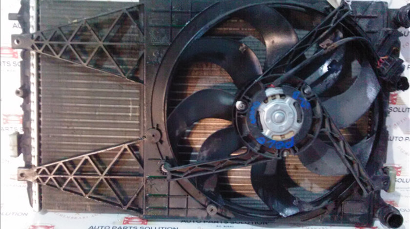 Electroventilator radiator VOLKSWAGEN POLO 2005-2009