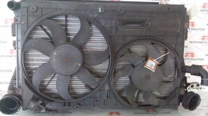 Electroventilator radiator VOLKSWAGEN TOURAN 2003-2010