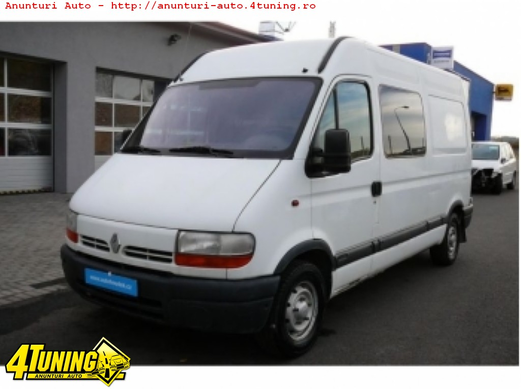 Electroventilator Renault Master an 2001 66 kw 90 cp 2188 cmc G9T 720