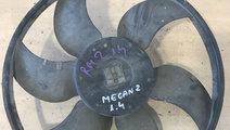 Electroventilator renault megane 2 2003 - 2009
