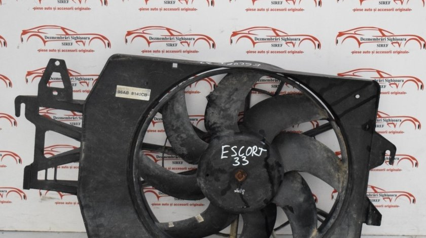 Electroventilator ventilator racire Ford Escort 1.8 D 1995