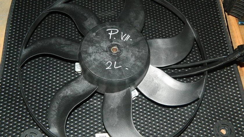Electroventilator Vw Passat 2.0Tdi model 2008