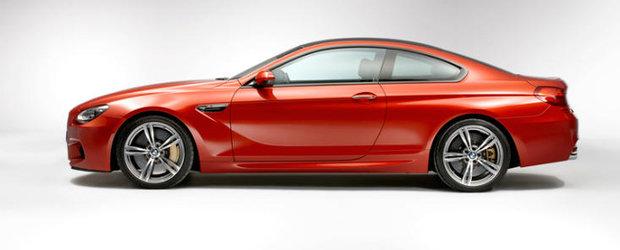 Eleganta intalneste performanta: noile BMW M6 Coupe si Cabriolet