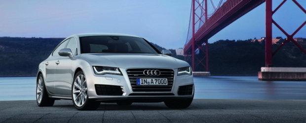 Eleganta la cel mai inalt nivel : Noul Audi A7 Sportback