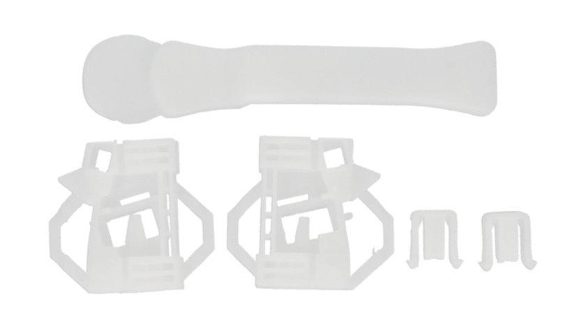 Elemente conexe macara geam fata dreapta (set) SEAT CORDOBA, IBIZA; VW POLO 1995-2009