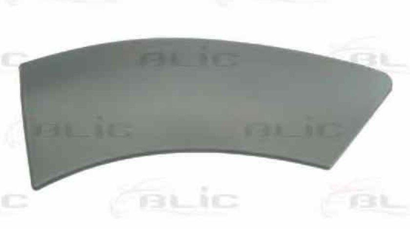 Elemente decorative/protectie aripa DACIA DUSTER Producator BLIC 5703-04-1305597P