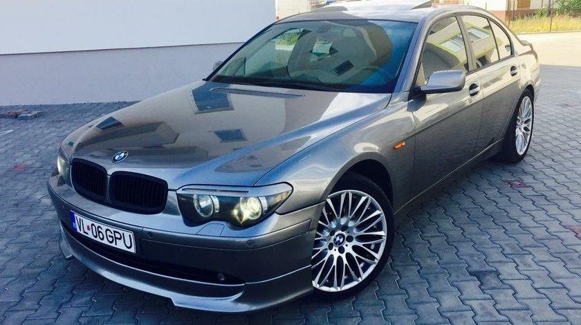Elemente tuning BMW e65 pleoape faruri eleron luneta portbagaj prelungire bara fata