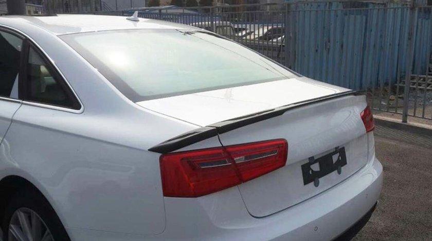 Eleron ABT adaos portbagaj Audi A6 C7 4G Sedan Limuzina AB Look 2011-2014 v4