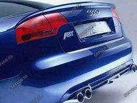 Eleron ABT Audi A4 B7 8E 8H RS4 S4 Sline portbagaj sedan din 3 piese ver2