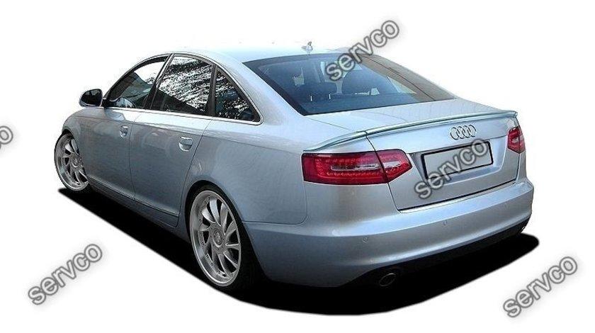 Eleron ABT Audi A6 4F C6 ABT 4F S6 RS6 S Line portbagaj Sedan AB look din 3 piese ver3
