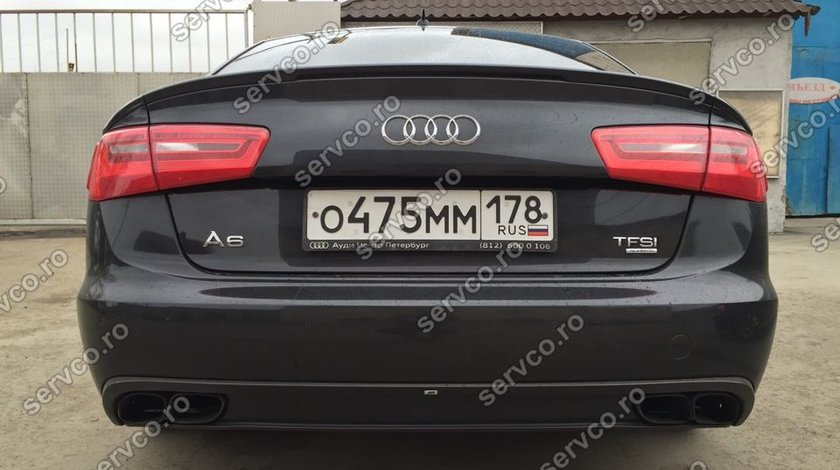 Eleron ABT Audi A6 C7 4G Sedan Limuzina 2011 2012 2013 2014 ABT AB Look ver4