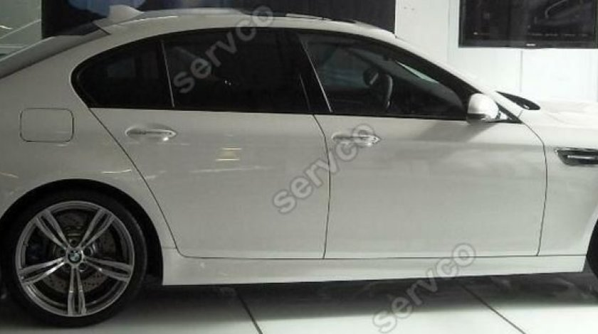 Eleron adaos extensie tuning sport portbagaj BMW Seria 5 F10 v1