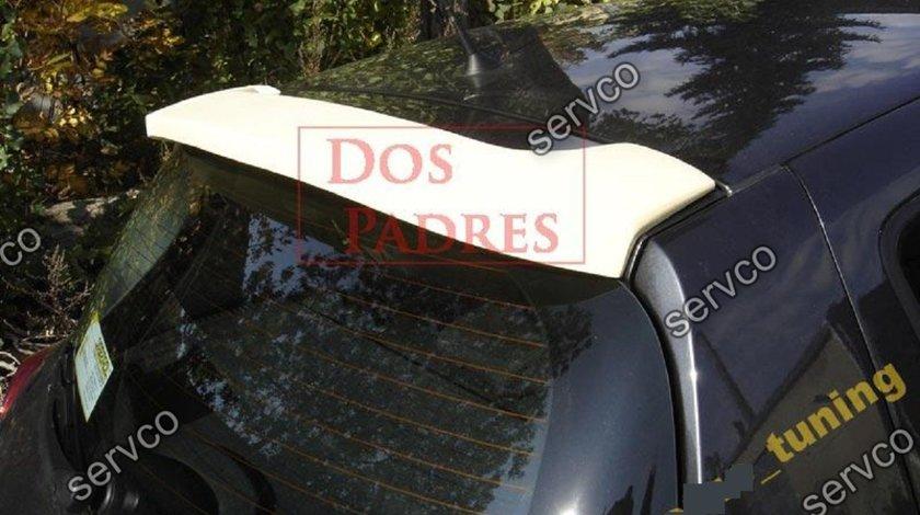Eleron adaos haion luneta spoiler tuning sport Renault Clio 3 Mk3 RS Hatcback 2005-2014 v1