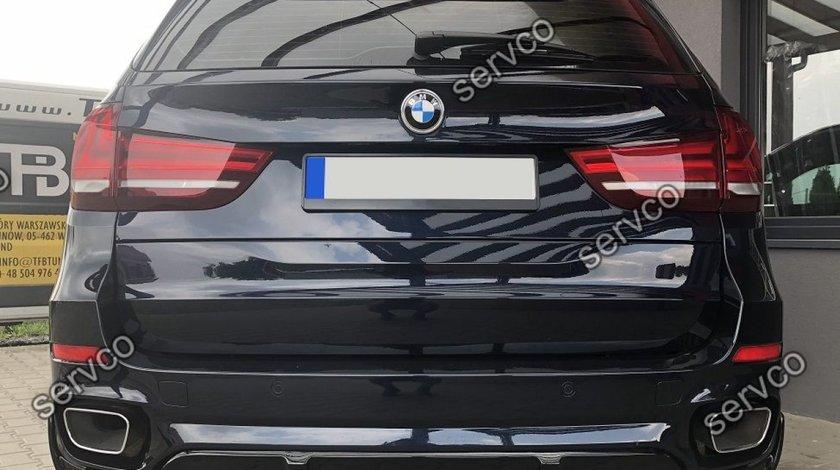 Eleron adaos haion tuning sport BMW X5 F15 MPACHET M50D 2013-2019 v2