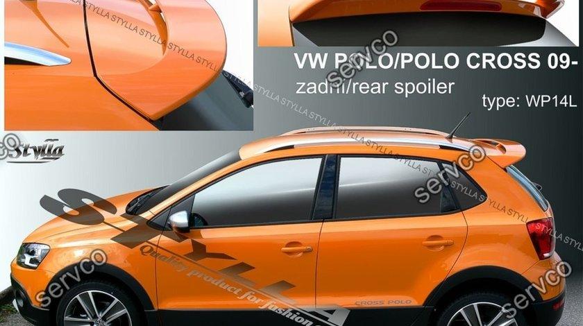 Eleron adaos haion tuning sport luneta VW Volkswagen Polo 6R 2009–2017 v1
