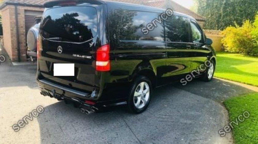 Eleron adaos haion tuning sport Mercedes Vito 3 W447 2014-2019 v2