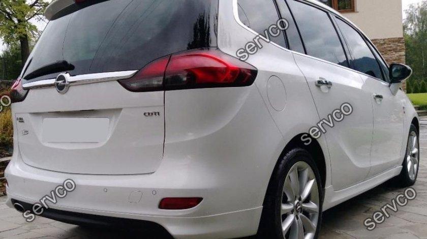 Eleron adaos luneta haion sport tuning Opel Zafira C Tourer Turbo Opc line Vxr 2011-2018 v1