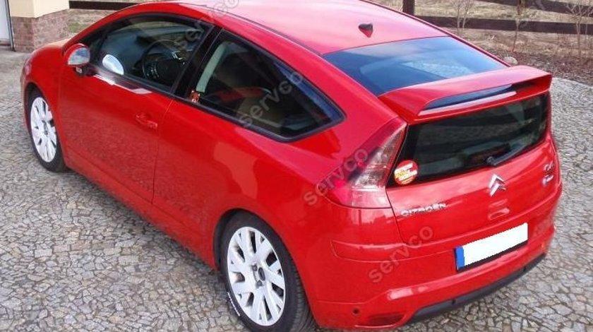 Eleron adaos luneta haion tuning sport Citroen C4 Coupe VTS Vti Vts 2004-2011 v1
