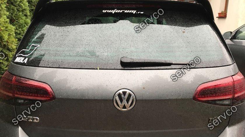 Eleron adaos luneta haion tuning sport Volkswagen Golf 7 HB GTi GTD GT OETTINGER 2012-2018 v2
