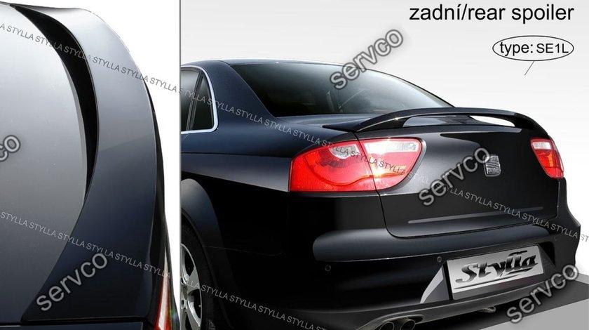 Eleron adaos portbagaj spoiler tuning sport Seat Exeo FR ST 2008–2013 v1