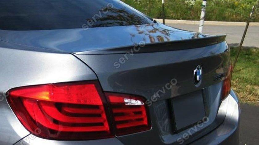 Eleron adaos portbagaj tuning sport BMW Seria 5 F10 v2