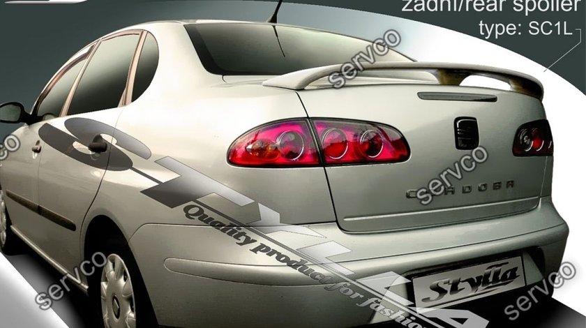 Eleron adaos portbagaj tuning sport Seat Cordoba Fr Cupra R 2002-2009 v1