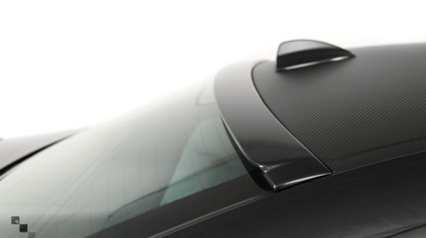 Eleron adaos spoiler luneta BMW F10 ACS AC SCHNITZER v6