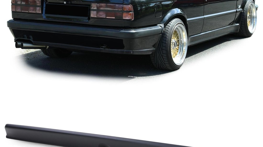 Eleron BMW E30 82-90 , M-TECH 1 LOOK , plastic