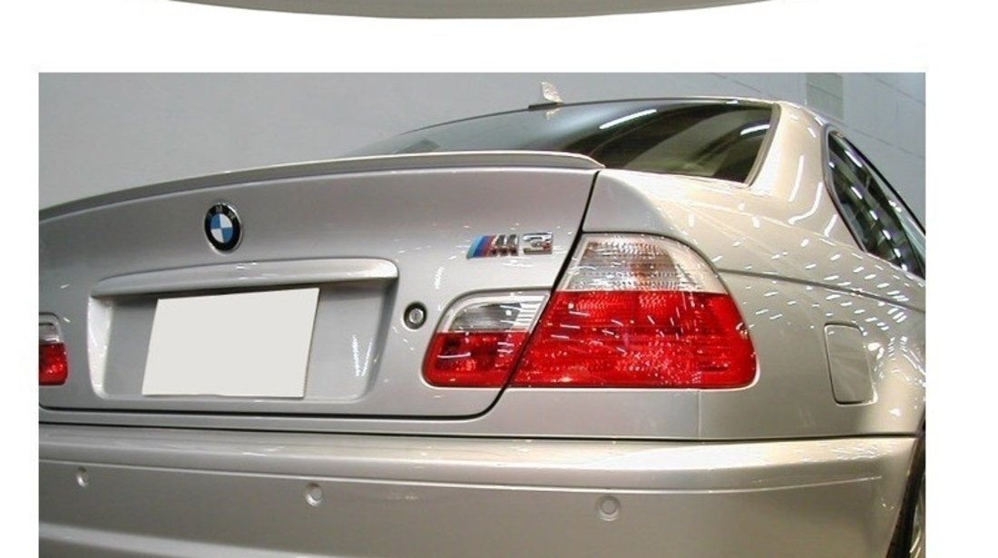 Eleron BMW E46 Coupe Cabrio M3 Design plastic