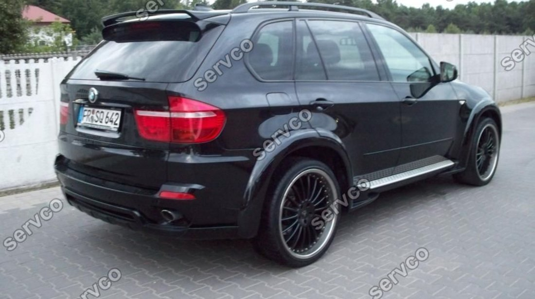 Eleron BMW X5 E70 HAMANN Lci Aero pachet M tech v1
