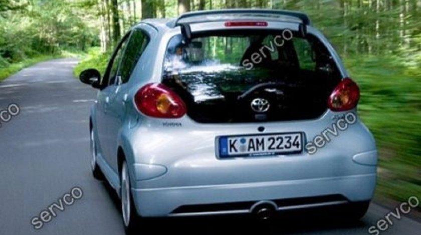 Eleron haion luneta spoiler tuning sport Toyota Aygo Gt AB10 2005 – 2014 v1