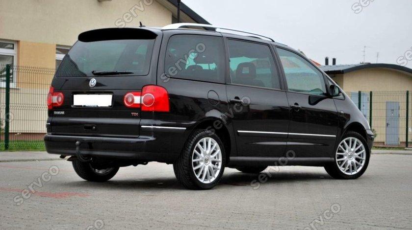 Eleron haion luneta spoiler tuning sport Volkswagen VW Sharan 7M 2000-2010 v1