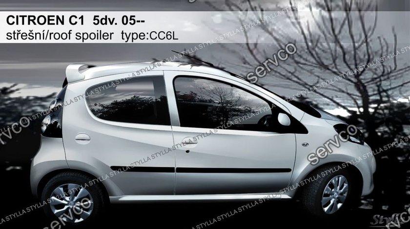 Eleron haion luneta tuning sport Citroen C1 VTS Gti Vti Hatchback 2005-2014 v2