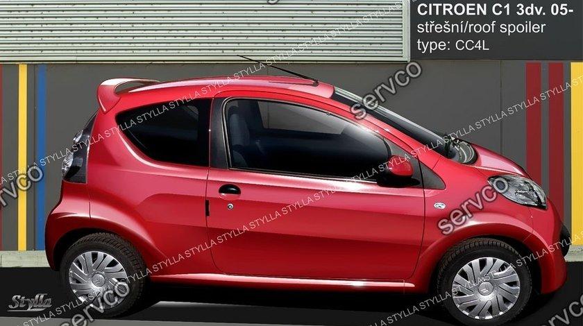 Eleron haion luneta tuning sport Citroen C1 VTS Gti Vti Coupe 2005-2014 v1