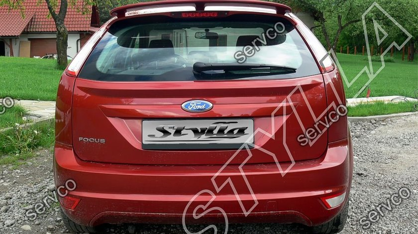 Eleron haion luneta tuning sport Ford Focus 2 HB ST RS Titanium X Zetec 2004-2011 v5