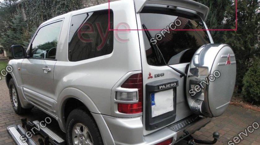 Eleron haion luneta tuning sport Mitsubishi Pajero V60 V70 V80 V90 Mk3 Mk4 1999-2014 v2