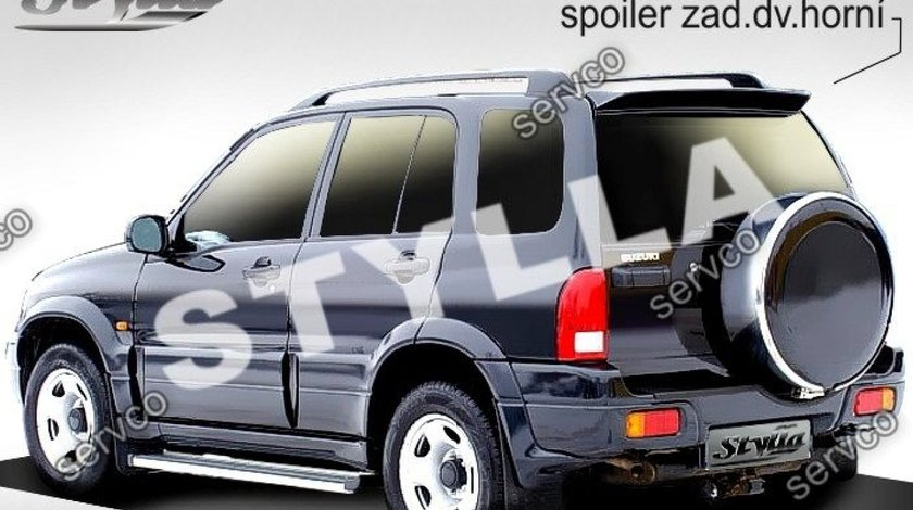 Eleron haion luneta tuning sport Suzuki Grand Vitara 1998–2005 v1