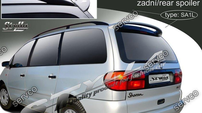 Eleron haion luneta tuning sport Volkswagen VW Sharan 1995-2000 v3