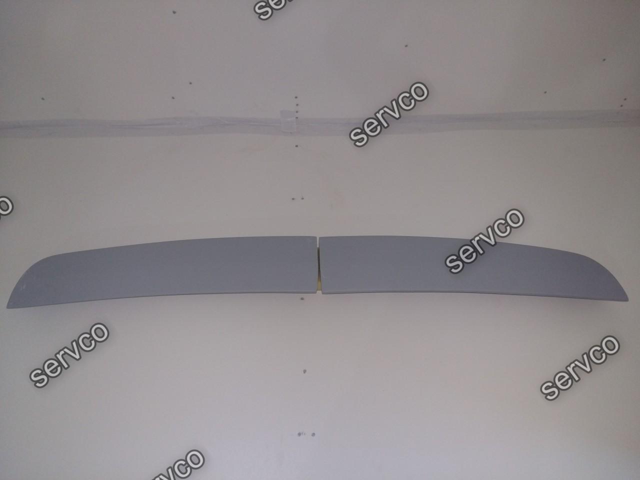 Eleron haion luneta usa usi spoiler tuning sport Renault Trafic Mk2 X83 2001-2014 v1