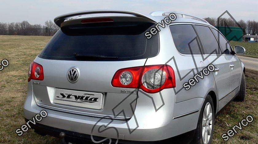 Eleron haion luneta VW tuning sport Volkswagen Passat B6 3C GTI Rline 2005-2010 Variant v5