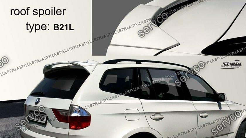 Eleron haion tuning sport BMW X3 E83 2004-2010 Mtech pack sport Aero v1