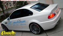 ELERON LUNETA BMW E46 - COUPE SI LIMOUSINE
