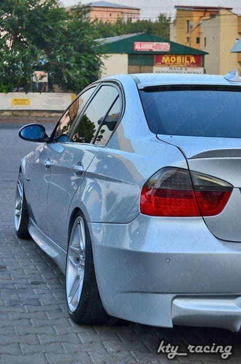 Eleron luneta BMW seria 3 E90 ACS