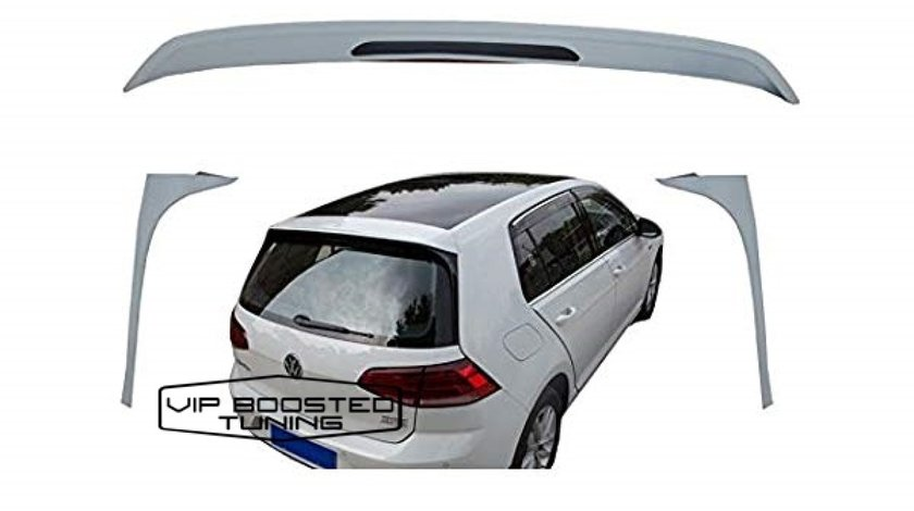 Eleron Luneta cu Prelungiri Laterale VW Golf 7 VII (2012-2017) GTI Facelift Design