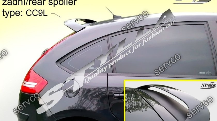 Eleron luneta haion tuning sport Citroen C4 HB Vti Vts Vtr Gti 2004-2011 v2