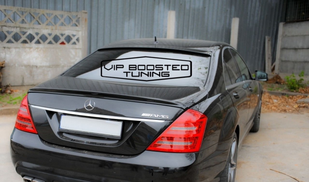 Eleron Luneta + portbagaj Mercedes S-class W221 (05-11)