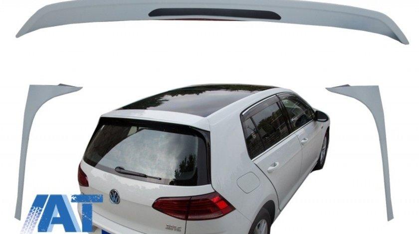 Eleron Luneta Prelungiri Laterale compatibil cu VW Golf 7 VII (2012-2017) Facelift GTI Design