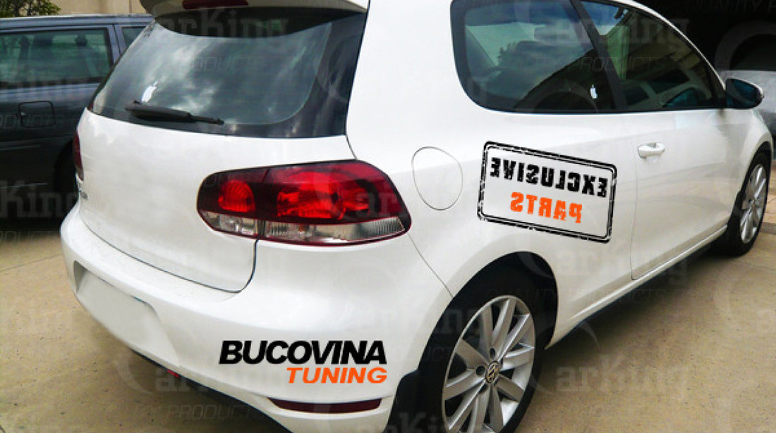 ELERON LUNETA VW GOLF 6 ABT