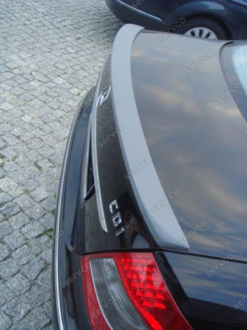 Eleron Mercedes W211 E Class AMG tuning sport 2002-2009 v1