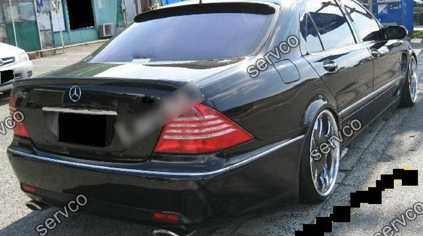 Eleron Mercedes W220 S Class AMG S500 S600 S55 S65 AMG sport tuning 1998-2006 ver2